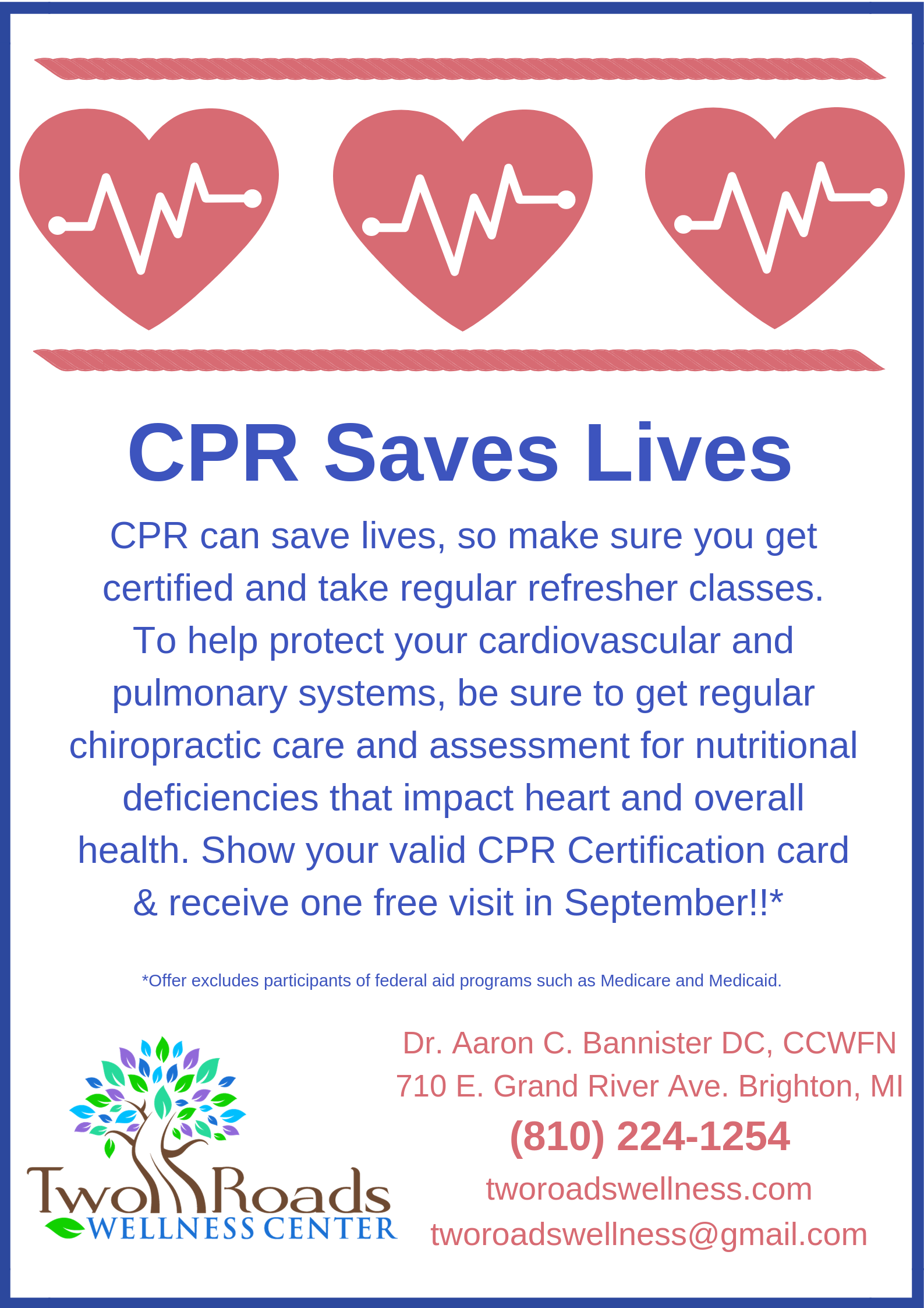 Copy of Copy of CPR Cert   free visit