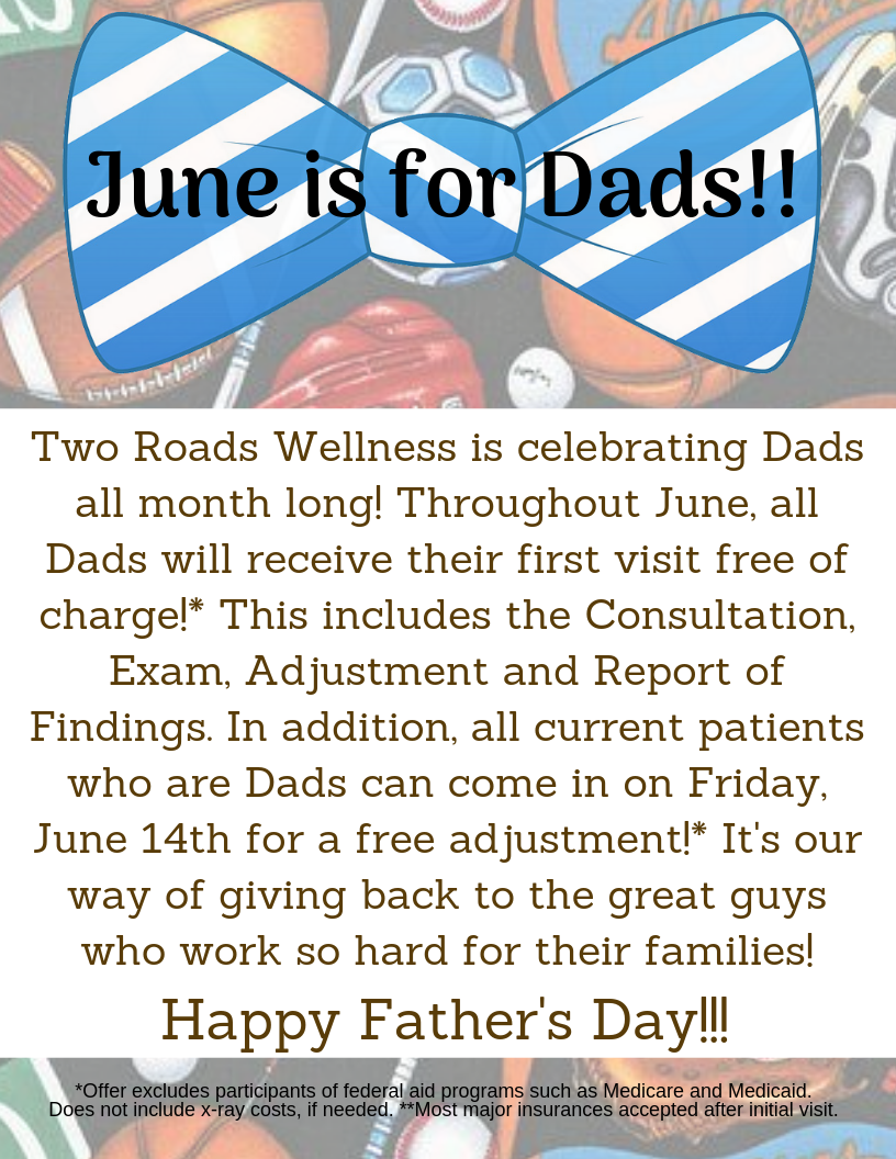 June is for Dads
